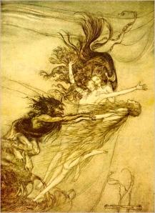 arthur-rackham-die-rheintoechter-necken-alberich-von-das-rheingold-und-die-walkuere-von-richard-wagner-147464